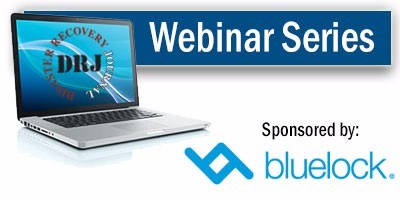 Bluelock & Forrester Presents: Best Practices for Leveraging DRaaS to Achieve Your IT DR Objectives
