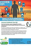 Invest in Your Health: Cover Up! Head to Toe Personal Protective Equipment