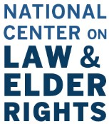 National Center on Law & Elder Rights logo